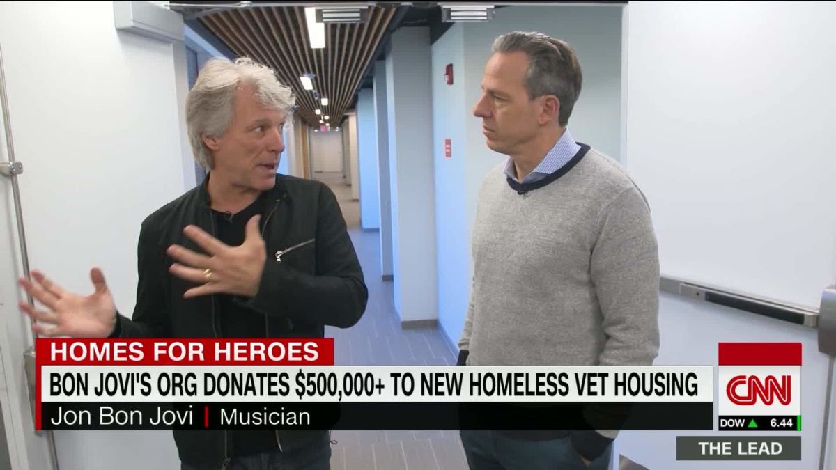 Walter Reed Veteran Apartments Featured on CNN and The Washington Post